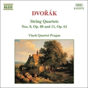 Dvorak: String Quartets Vol.2