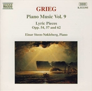 Grieg:Piano Music Volume 9 | CD