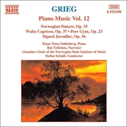 Grieg:Piano Music Volume 12 | CD