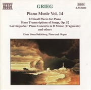 Grieg:Piano Music Volume 14 | CD