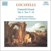 Locatelli:Concerti Grossi Op.1 | CD
