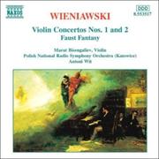 Violin Concertos 1 & 2/ Faust Fantasy | CD