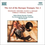 The Art of the Baroque Trumpet Vol 1