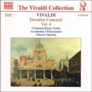 Vivaldi:Dresden Concerti Vol 4 | CD