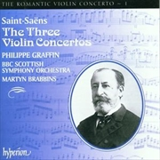 Saint-Saens:Violin Concertos