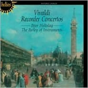 Vivaldi:Recorder Concertos | CD