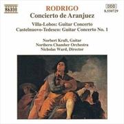 Rodrigo Concerto De Aranj | CD