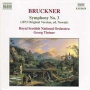 Bruckner:Symphony No 3