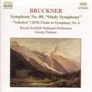 Bruckner:Symphony No 00 & 4
