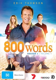 800 Words - Season 2 - Vol 1 | DVD
