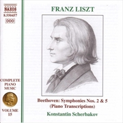 Liszt:Piano Music Volume 15