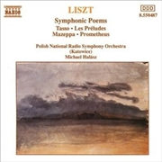 Liszt Symphonic Poems | CD