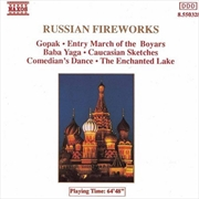Russian Fireworks | CD