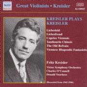 Kreisler Plays Kreisler | CD