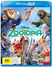 Zootopia | Blu-ray 3D
