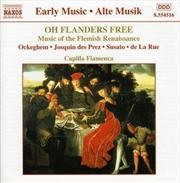 Flemish Renaissance Music | CD