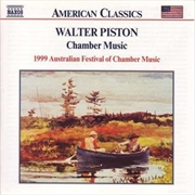 Piston: Chamber Music | CD