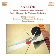 Bartok:Viola Concerto/ Two Pictures | CD