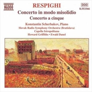 Respighi:Piano Concertos | CD