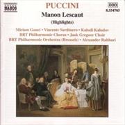 Puccini:Manon Lescaut Hlights | CD