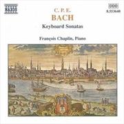 Bach CPE: Keyboard Sonatas