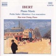 Ibert: Piano Music | CD