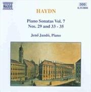 Haydn:Piano Sonatas V7 | CD