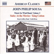 Sousa:Music For Wind Band | CD