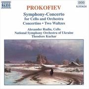 Prokofiev:Cello/Orchestral Wks | CD