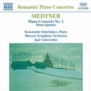 Medtner: Piano Concerto No 2 | CD
