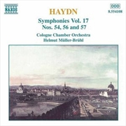 Haydn:Symphonies Nos.54/56/57 | CD