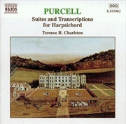 Purcell: Suites & Transcriptions For Harpsichord | CD