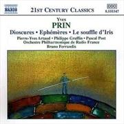 Dioscures Ephemeres Le Souffle D'Iris | CD
