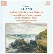 Kalevala Suite / Sea Pictures | CD