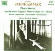 Stenhammer:Piano Works