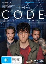 Code - Season 1-2 | Boxset, The