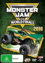 Monster Jam - World Finals XVII | DVD