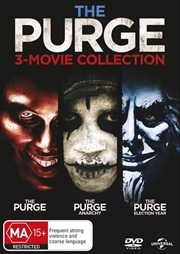 Purge / The Purge - Anarchy / The Purge - Election Year, The