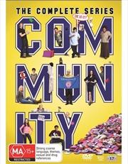 Community - Season 1-6 | Boxset