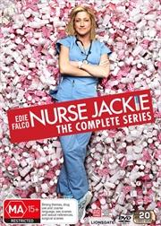 Nurse Jackie - Season 1-7 | Boxset | DVD
