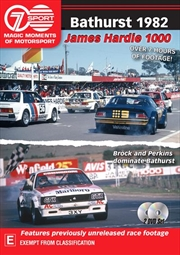 Magic Moments Of Motorsport - Bathurst 1982