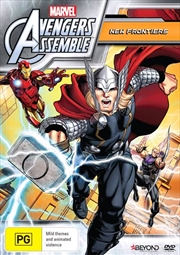 Avengers Assemble - New Frontiers | DVD