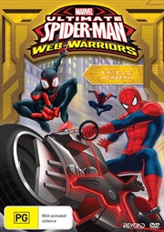 Ultimate Spider-Man - S.H.I.E.L.D. Academy