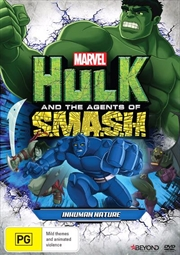 Hulk And The Agents Of SMASH - Inhuman Nature