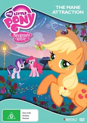My Little Pony Friendship Is Magic - The Mane Attraction