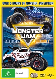 Monster Jam - The TV Series - Vol 1 | DVD