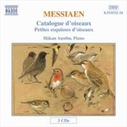Messiaen: Catalogues Doiseaux | CD