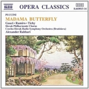 Puccini:Madama Butterfly,Compl