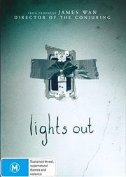 Lights Out | DVD