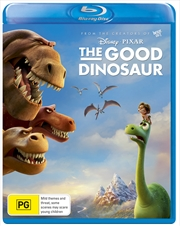 Good Dinosaur, The | Blu-ray